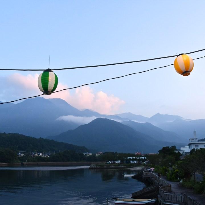 Miyanoura summer festival