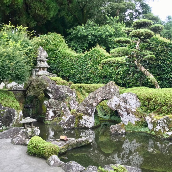 Chiran, Japan | Visiting the Seven Samurai Residence Gardens in Chiran