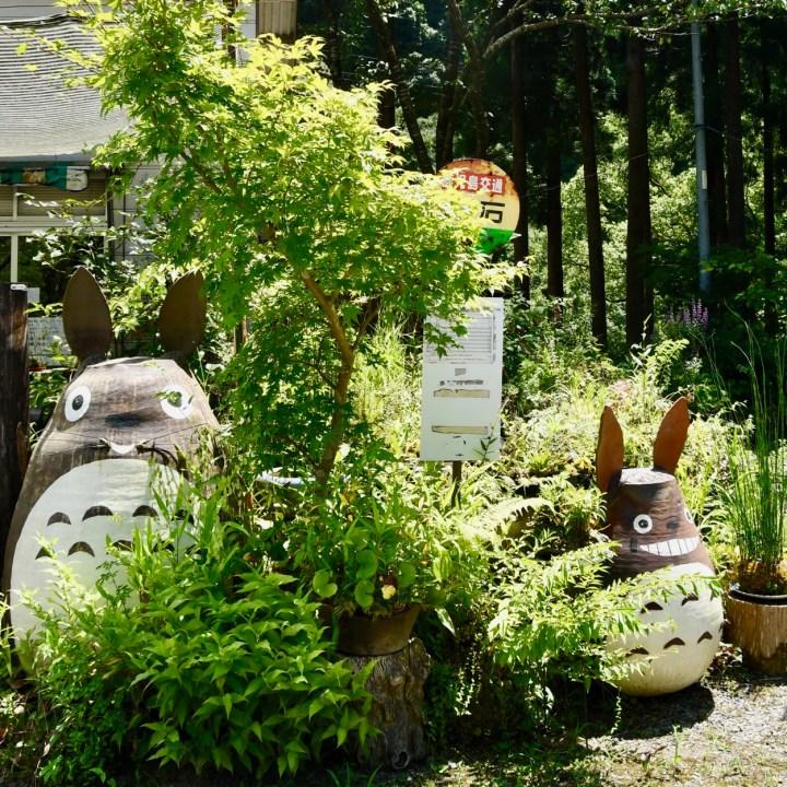 Kirishima Onsen catbus stop