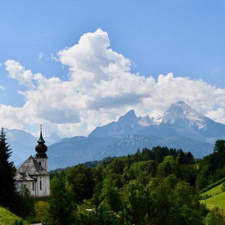 Maria Gern Berchtesgaden church