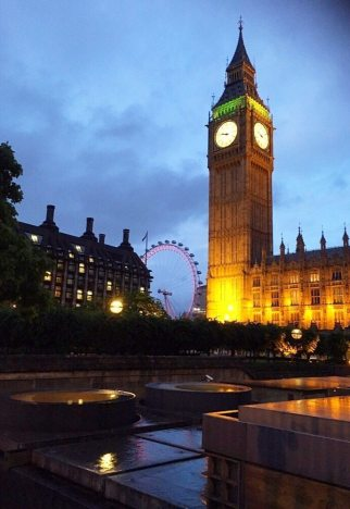 Main Sites to visit in London