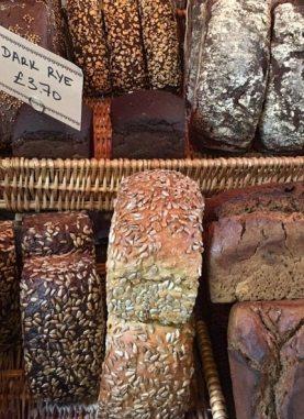 Borough Market Bread - Gourmet Food Market in London