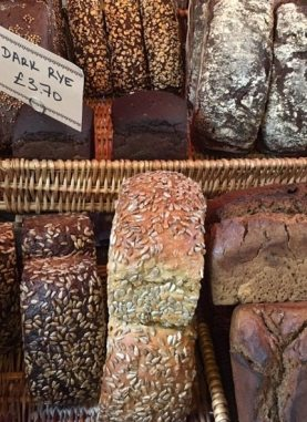 Borough Market Bread - Gourmet Food Market in London