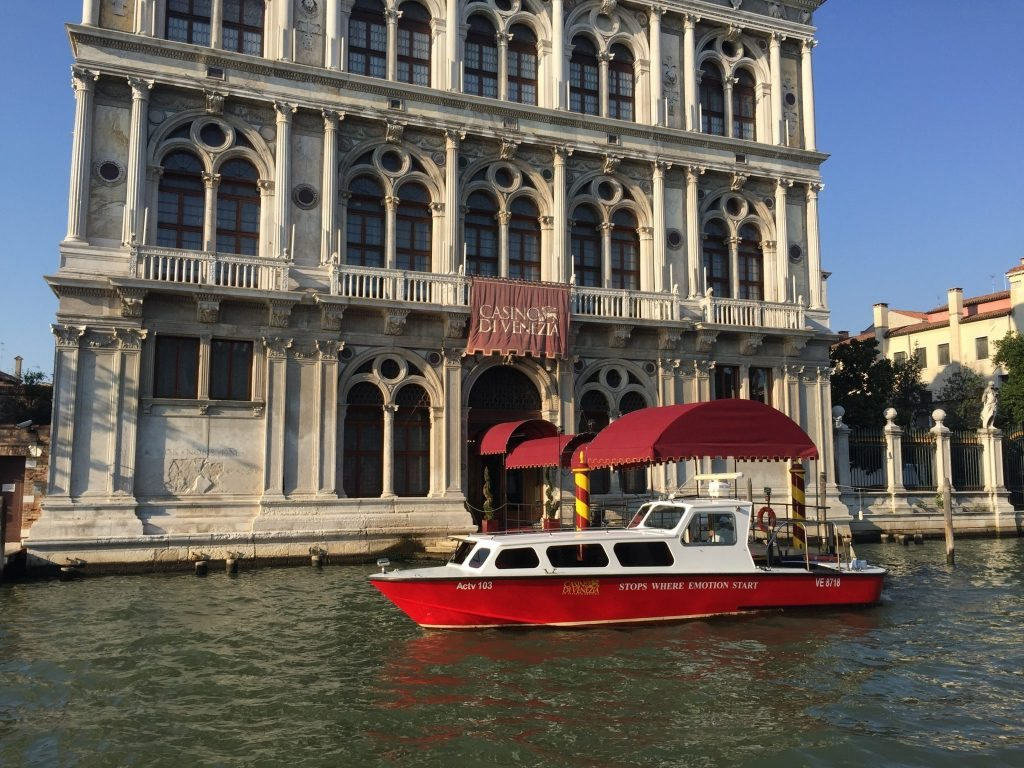 Things to do in Venice, Grand Canal Tour