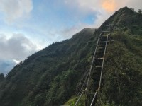 Hiking the Forbidden Stairway to Heaven  Wanderlust ...