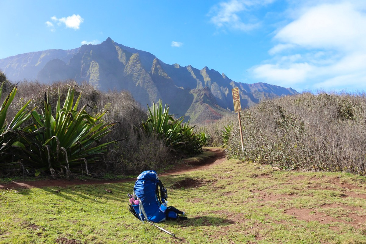 Backpacking Kalalau Trail Wanderlust Travel Nurse