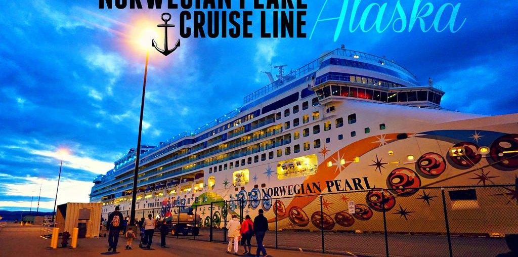 NORWEGIAN PEARL CRUISE LINE ALASKA CRUISE WANDERLUSTYLE - Norwegian pearl cruise ship