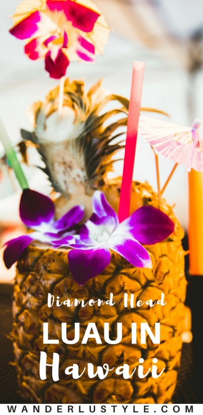 Experience a Luau in Hawaii at the Diamond Head Luau - Hawaii Travel Tips, Hawaii Luau | Wanderlustyle.com