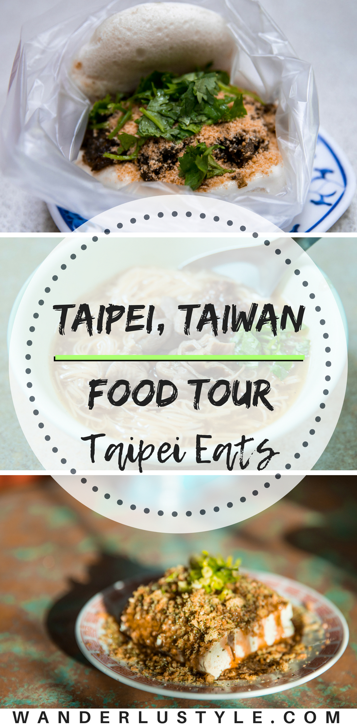 See why Taipei Eats walking tour is the best food tour in Taipei, Taiwan. - Food Tour, Taiwan Food Tour, Taipei Eats, Taipei Food Tour | Wanderlustyle.com