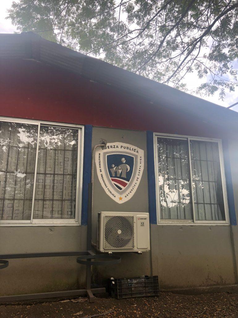 Police in Costa Rica