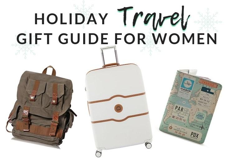 BEST TRAVEL GIFT GUIDE FOR WOMEN