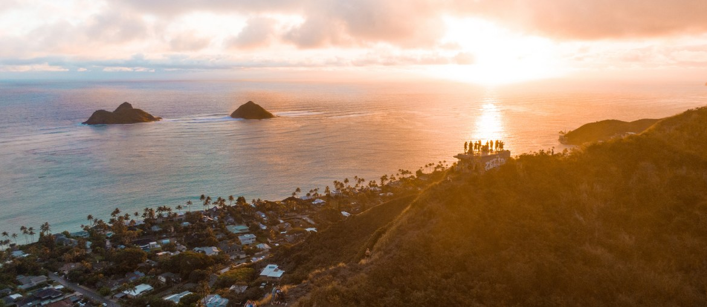 Best Sunrise in Hawaii