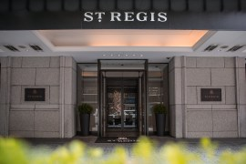 St. Regis Osaka Hotel Review - St. Regis, Osaka Japan, Osaka Hotels, Luxury Hotel, Japan Itinerary, Osaka Itinerary, Hotels in Osaka, Where to stay in Osaka | Wanderlustyle.com