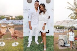 Dîner en Blanc Honolulu Presents a Virtual New Year's Eve Experience