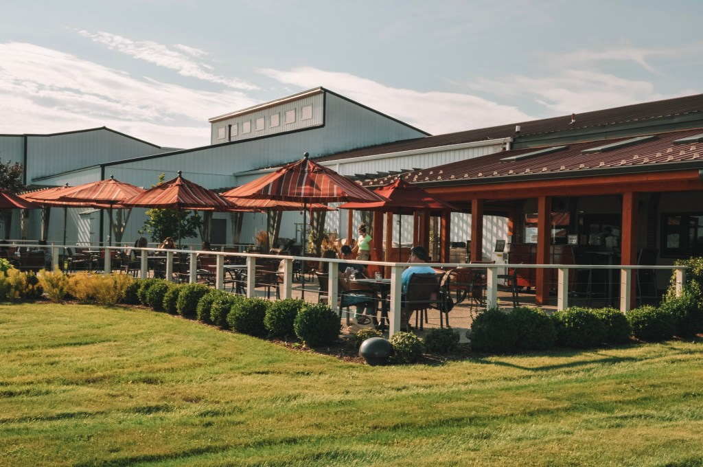 Old Mission Peninsula winery