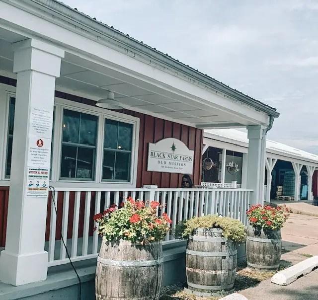 Michigan Winery- Black Star Farms