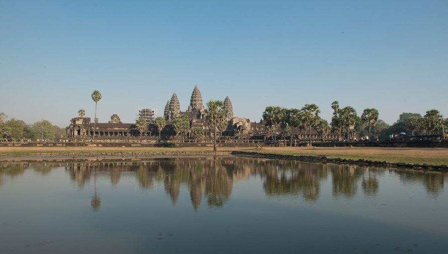 Kambodscha-Angkor-Watt
