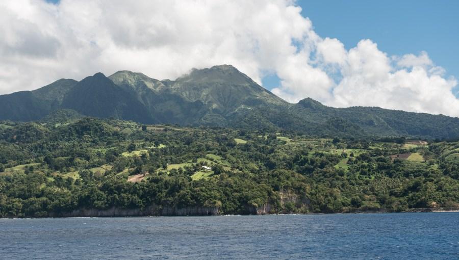 Mt. Pelée