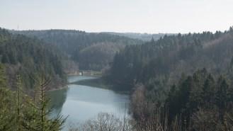 Blick über den Hauptsee