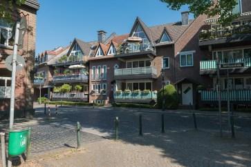 Strassenzeile in Gerresheim