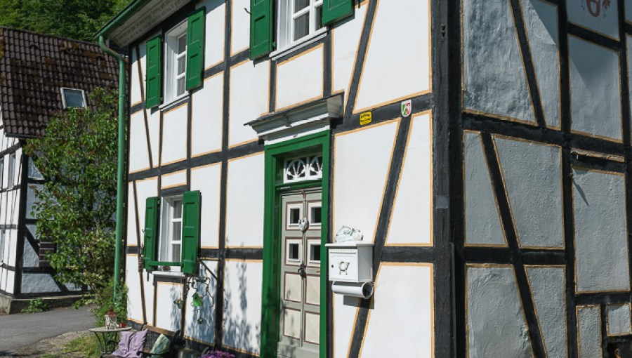 Fachwerkhaus in Odenthal