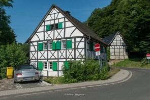 Fachwerkhaus in Rüden