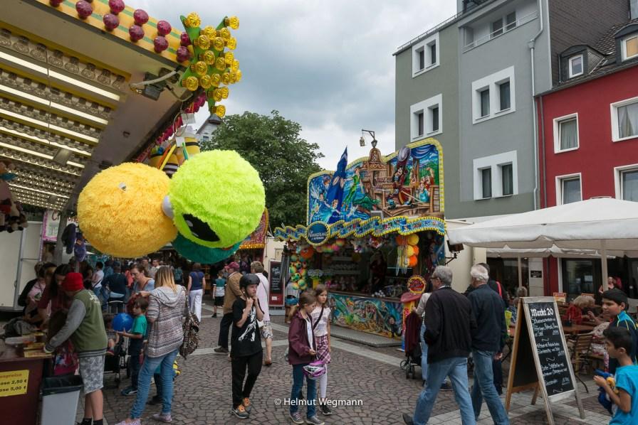 Kirmes in Brühl