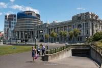 Parlament in Wellington