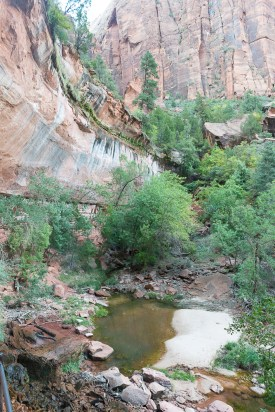 Lower Emerald Pools