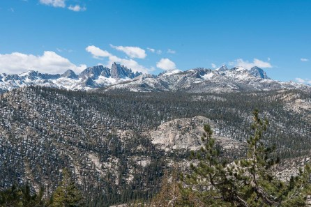 Bei Mammoth Lakes
