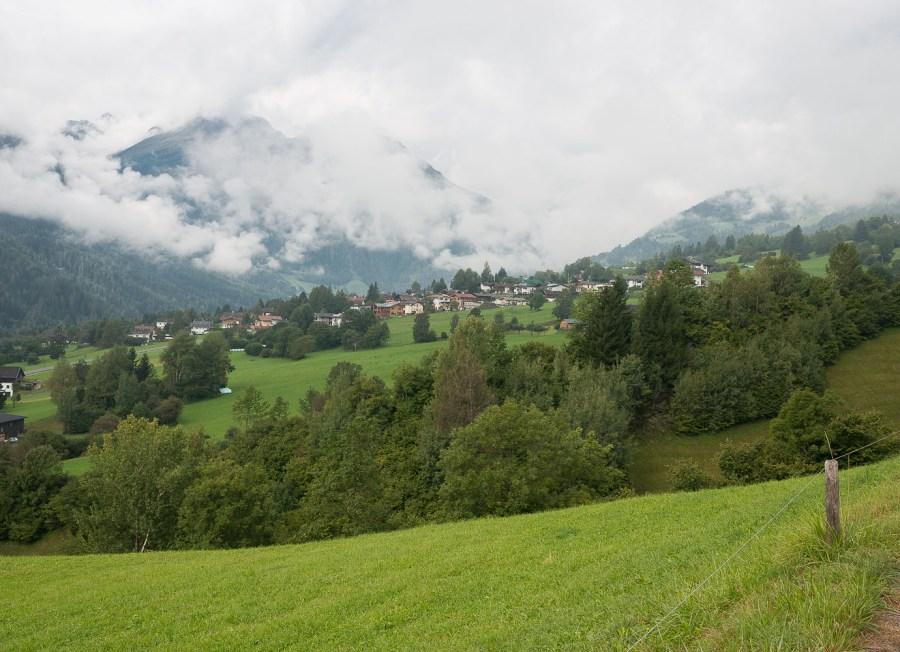 Unterwegs zum Rabenstein