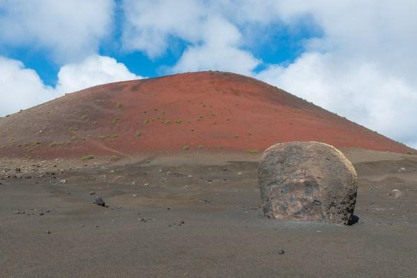 Bomba volcanica