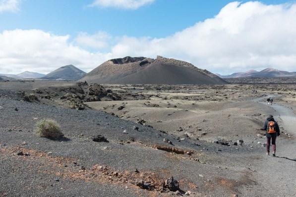 Unterwegs zum 2-ten Vulkan