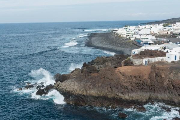 Küste bei El Golfo