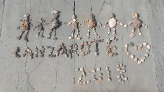 Was man mit Steinchen alles machen kann ...