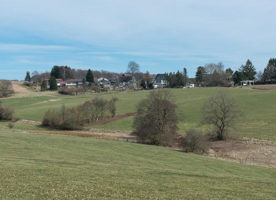 Blick auf Rocholsberg