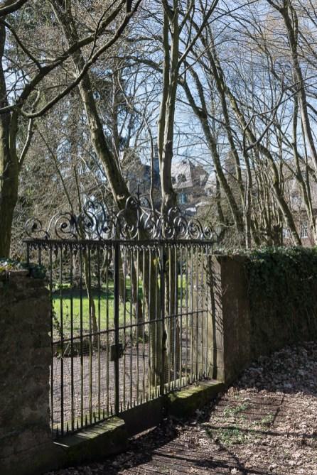 Park von Schloss Allner
