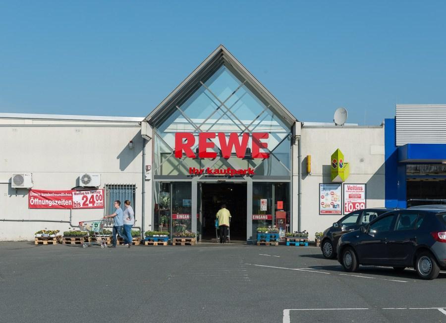 REWE Markt in Hilgen