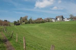 Eschhausen in Sicht