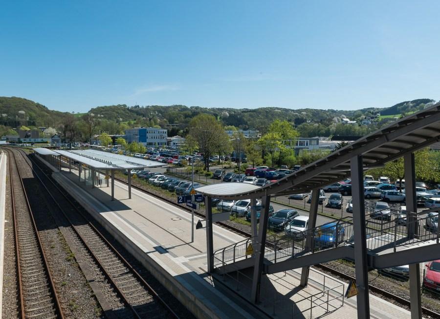 Bahnhof Overath
