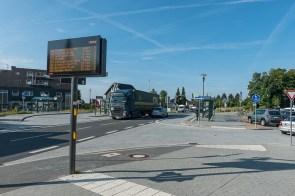 Busbahnhof in Hilgen