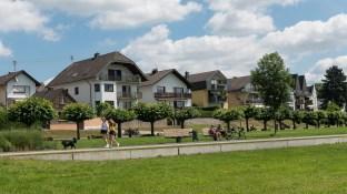 Promenade in Mondorf