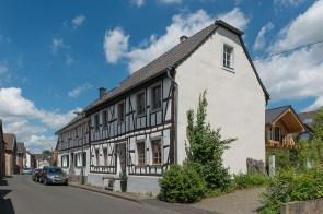 Denkmal geschütztes Haus in Bergheim
