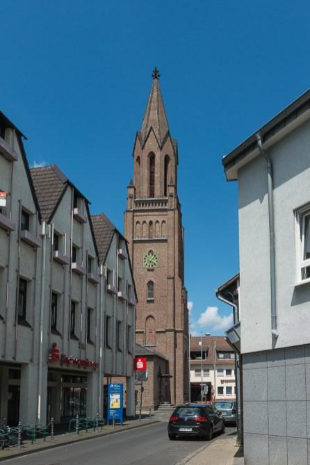 Kirche in Bergheim