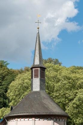 Spitze der Klosterkirche