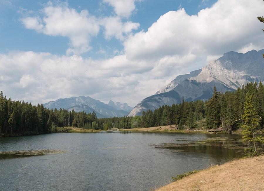 Hike um den Johnson Lake