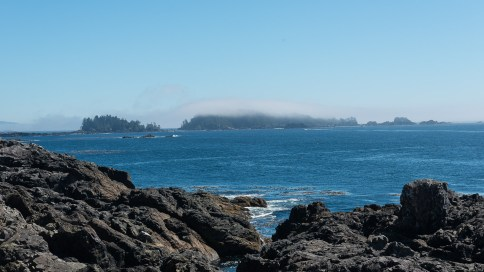 Auf der Lighthouse Runde in Ucluelet