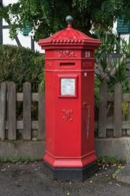 Briefkasten In Muchensiefen