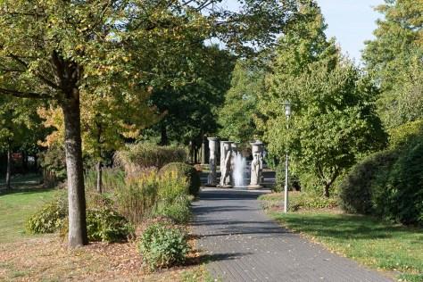 Im Park von Nümbrecht