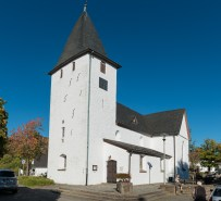 Bunte Kirche in Lieberhausen